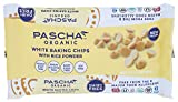 Pascha, Organic White Rice Chocolate Baking Chips, 7.1 Ounce