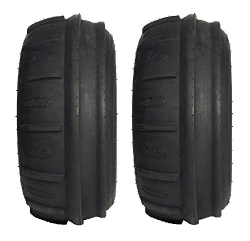 Pair of GMZ Sand Stripper XL-TT Traction Front (4ply) ATV Tires [32x11-15] (2)
