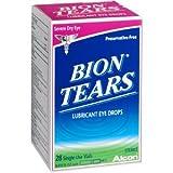 Alcon Bion Tears Lubricant Eye Drops, Single-Use Vials - 28 Ea (pack of 1)