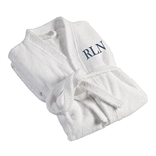 Personalized Men's Bath Robe - Monogrammed Men's Bath Robe - Custom Men's Bath Robe