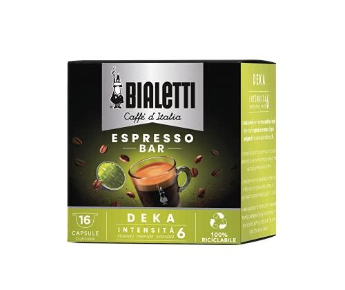 Bialetti Caffè d'Italia Deka - Box 16 Capsule