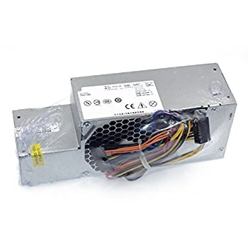Mackertop 235W Power Supply Compatible Dell Optiplex 580 760 780 960 Small Form Factor  SFF  Systems PW116 FR610 RM112 R224M WU136 Model Numbers  F235E-00 L235P-01 H235P-00 H235E-00