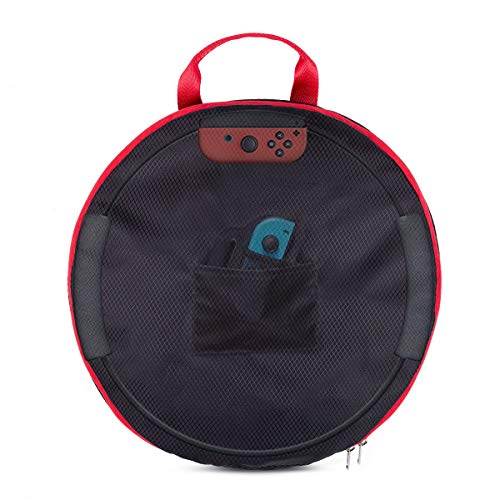 Bolsa Ring Con para Switch Game Ring Fit Adventure, compatible con Ring...
