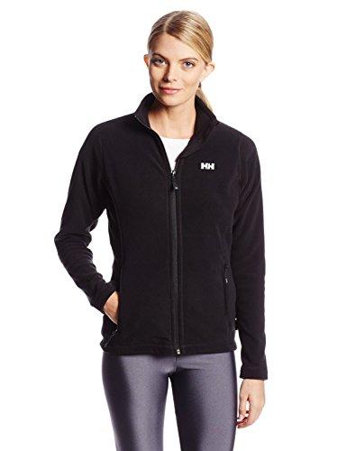 Helly Hansen Women s Daybreaker Full Zip Fleece Jacket, 990 Black, Small