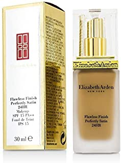 Elizabeth Arden Flawless Finish Perfectly Satin 24HR Makeup SPF15 - #05 Golden Sands 30ml