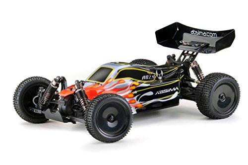 Absima Hot Shot Series 12214 Next Generation AB2.4 Brushless 1:10 RC Modellauto Elektro Buggy Allradantrieb RTR 2.4 GHz