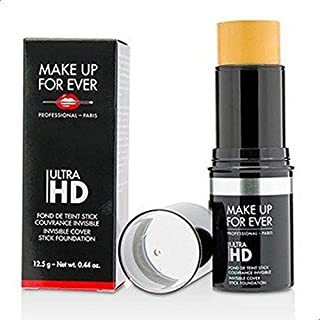Ultra HD Invisible Cover Stick Foundation - # 123/Y365 (Desert)