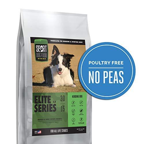 Herding Dog Grain, Peas & Poultry Free