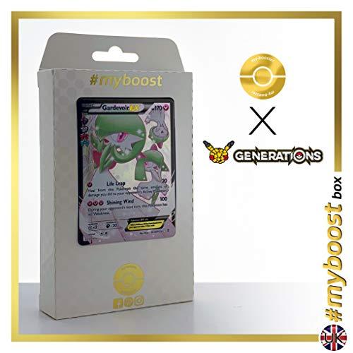 my-booster Gardevoir-EX RC30/RC32 - Ultraboost X XY Generations - Coffret de 10 Cartes Pokémon Aglaises