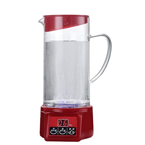 Setsail 1.3L Waschmittelhersteller Mehrzweck Reinigungswasserspray Selbstgemachtes Antibakterielle Desinfektion Wasser Maschine Tragbar Fleckentferner-Wasser-Herstellung-Instrument