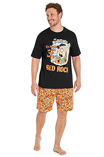 the flintstones Pijama Hombre, Pijamas Hombre Verano, Conjunto Pijama Hombres, Regalos Hombre Tallas...