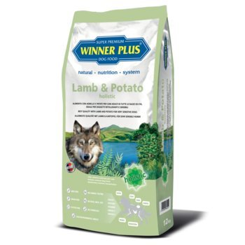 Winner Plus Holistic Agnello e patate 12kg olistico