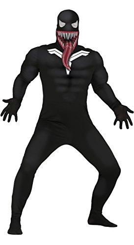 Guirca – Costume da supereroe per adulti, taglia 48 – 50 (84742.0)