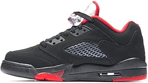 Nike Air Jordan 5 Retro Low LTD Alternate Dunk From Above Basketballschuh Sneaker verschiedene Farben, Farbe:schwarz;Schuhgröße:EUR 38