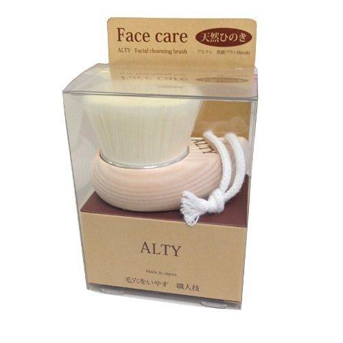 ALTY(アルティ)『スキンケア洗顔ブラシ Hinoki』