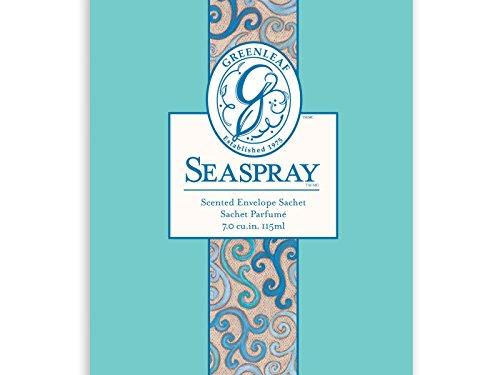 Greenleaf Large Scented Fragrance Sachet 115ml - Sea Spray