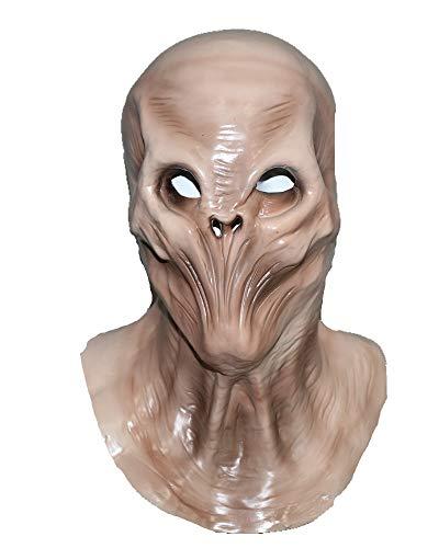 HENGYUTOYMASK Alien skelet Predator masker Halloween kostuum partij Prop verschrikkelijk Latex masker volwassen grootte