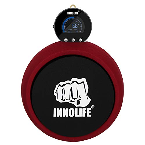 INNOLIFE Boxing Force Measurement Device,Professional Power Measuring Equipment with Punching Pad for Boxing Enthusiast-Force Withstand 1543 Lbs