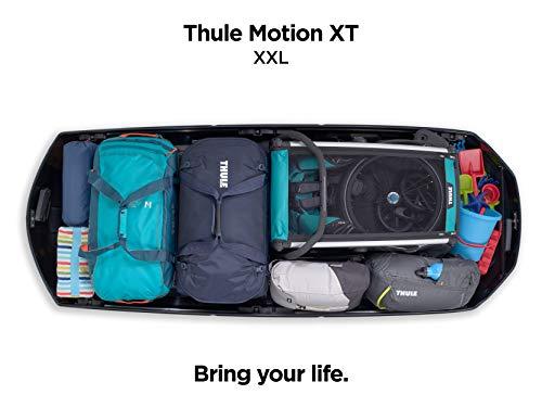 Thule Motion XT Rooftop Cargo Carrier, XXL , Black