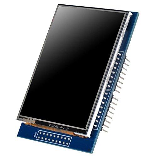 Pixnor UNO R3 2.8 TFT Touch Screen con scheda SD per scheda Arduino modulo
