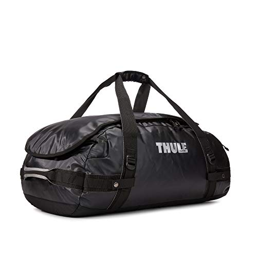Thule Unisex's Chasm Duffel Bag, Black, One size