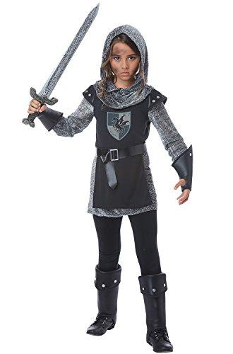 Noble Knight Girls Costume