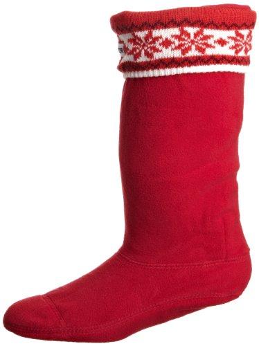 Hunter-Socks - Socken - Jungen - farbe: Rot