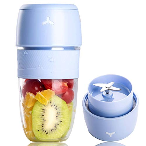 PARACITY Portable Blender, Personal Size Blenders for Shakes 10.5oz Single Serve...