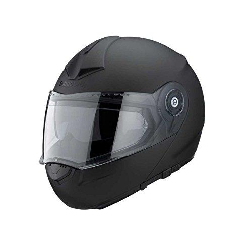 SCHUBERTH C3 Pro - Klapphelm, Farbe matt-schwarz, Größe L (58/59)