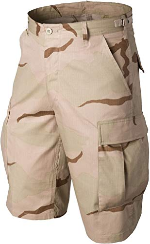 Helikon-Tex BDU Shorts -Cotton Ripstop- US Desert