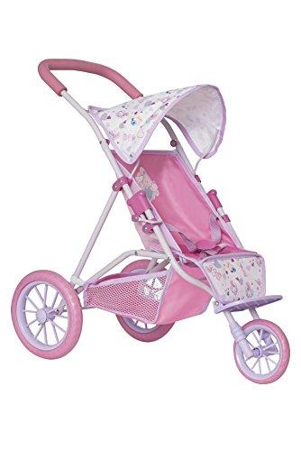 Baby Born 1423565 Silla para Bebés con Rueda Triple