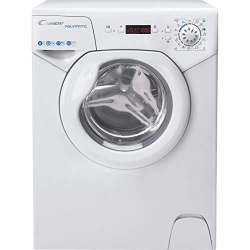 Candy Machine à laver Aqua 1142DE/2-S - 4 kg - 1100 tr/min - Avec symbole - Pour économiser de l'espace