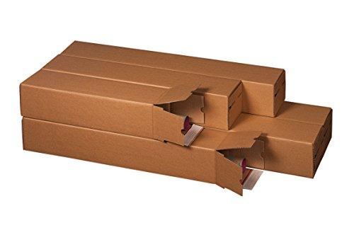 Versandhülse Versandrohr Posterverpackung A2 435x105x105mm 20Stück