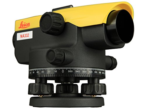 Leica Geosystems 840383 NA332 360 Degree Auto Optical Level