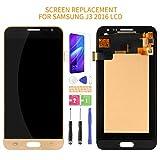 Pour Samsung Galaxy J3 2016 J320 J320A J320M/DS J320F/DS J320H/DS J320P J320R4 Écran LCD de Remplacement Digitizer Kit...
