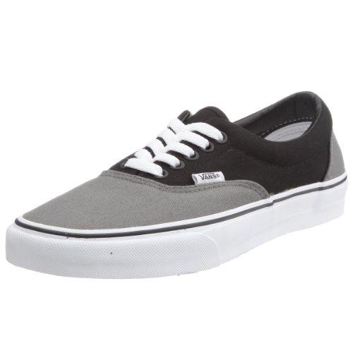 Vans U Era, Sneaker Unisex Adulto, Grigio (Pewter/Black), 35
