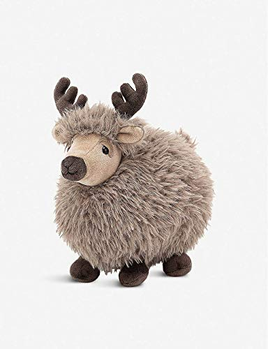 Jellycat Rolbie Reindeer Small Plush Soft Toy