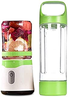 Juicer Machines, Juicers Cuisine Rechargeable Simplicité Mini Mélangeur Portable Matériau de sécurité de qualité Alimentai...