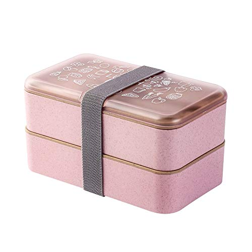 1. Yalucky Fiambrera Bento Box