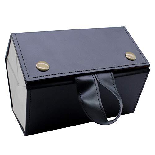 Caja de almacenamiento de cinco gafas de sol, caja de...