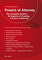 Powers Of Attorney: An Emerald Guide
