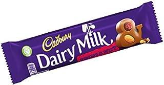 Cadbury Fruit & Nut Chocolate Bar 49g England (12 Pack)