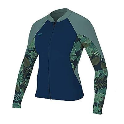 O'Neill Womens Bahia 1/.5mm Full Zip Jacket