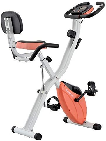 Harvil Fold-able Magnetic Exercise Bike