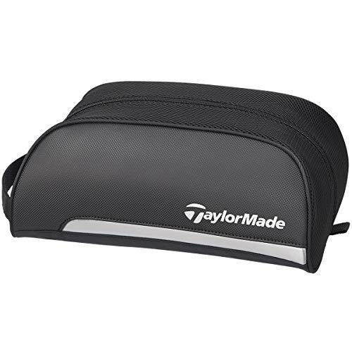 テーラーメイド(TAYLOR MADE) トゥルーライト シューズケース ブラック M72372 メンズ