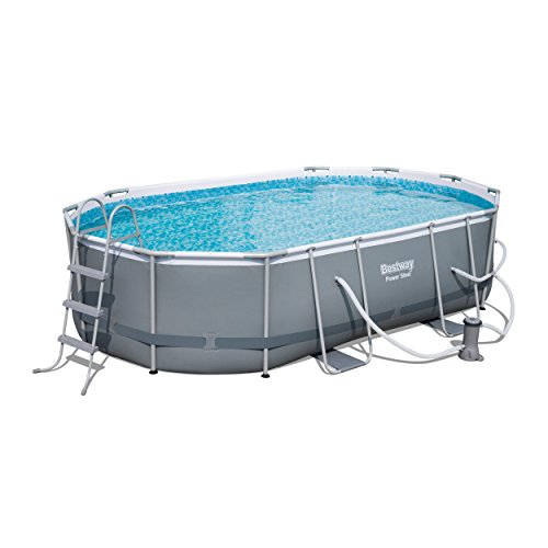 Bestway 193463 Power Steel Pool