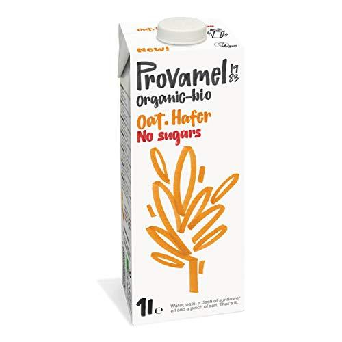 Provamel - Bio Haferdrink Ohne Zucker - 1 l - 8er Pack