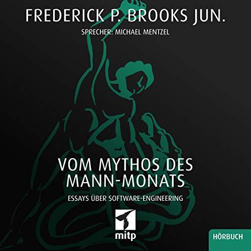 Vom Mythos des Mann-Monats cover art