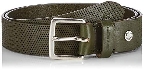 Calvin Klein K50k505336 conjunto bufanda, gorro y guantes, Verde (Dusty Olive Ldy), 90 para Hombre
