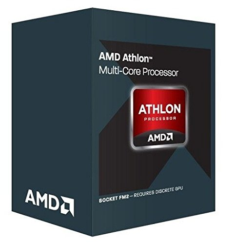 AMD AD860KXBJABOX - CPU AMD FM2+ ATHLON X4 860K 4X3.7GHZ/ 4MB Box